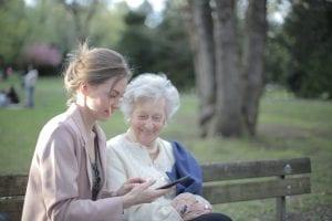 Amani Servicios - Tecnología de los últimos tiempos apps móviles para personas mayores
